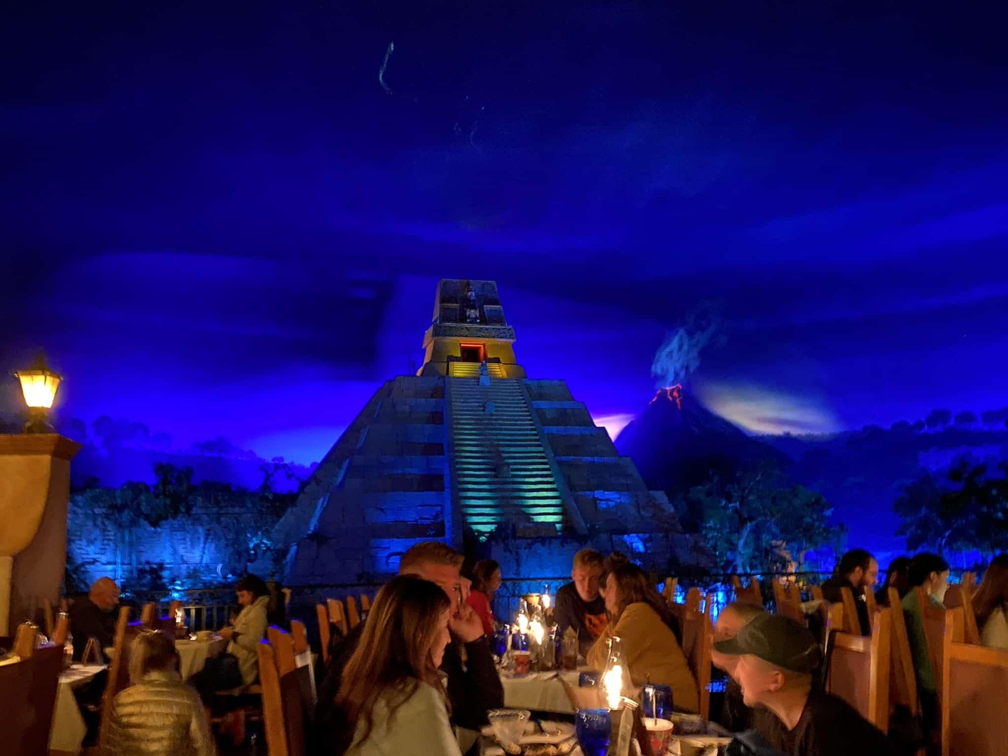 Epcot Mexico World Showcase