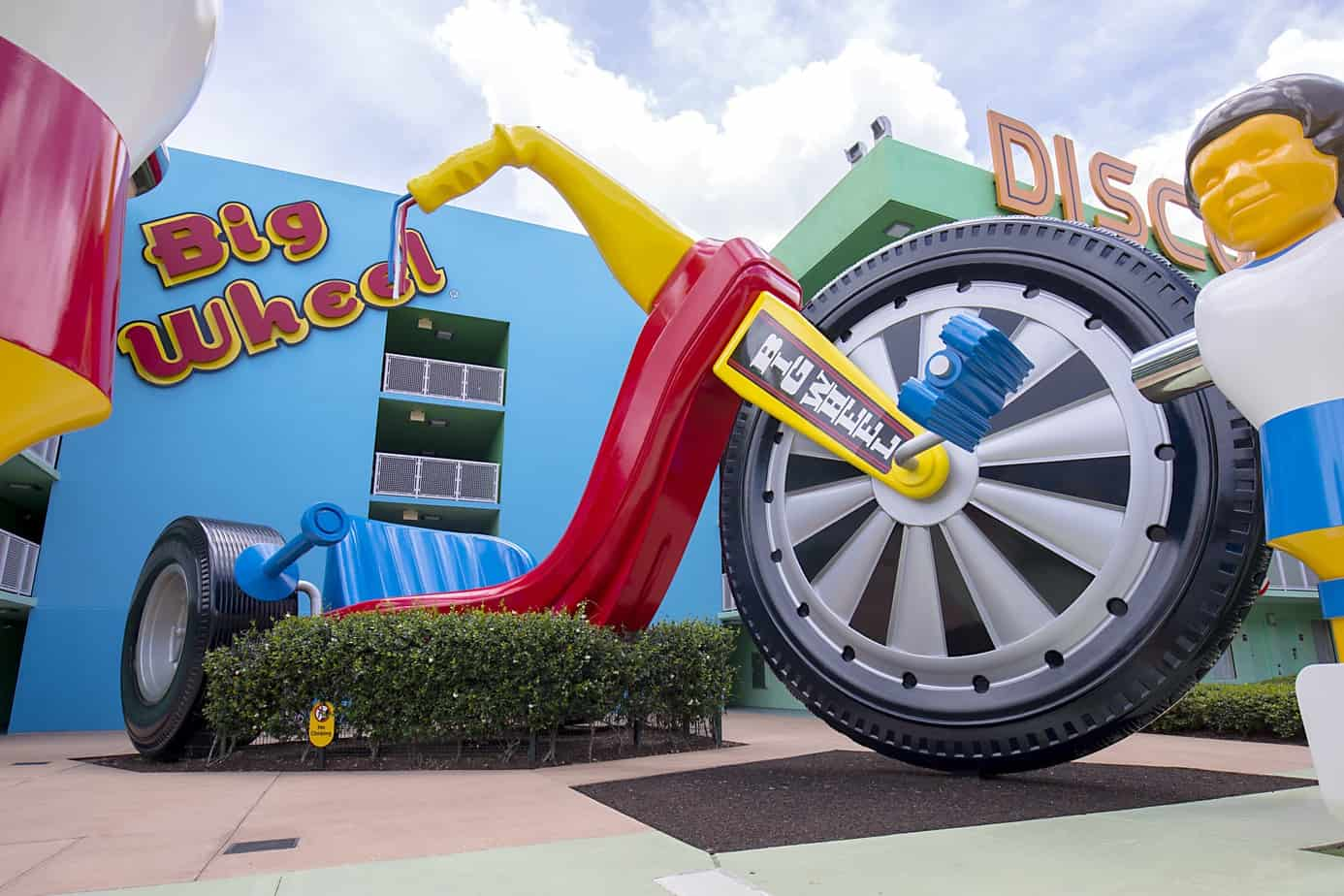 Disneys Pop Century Resort