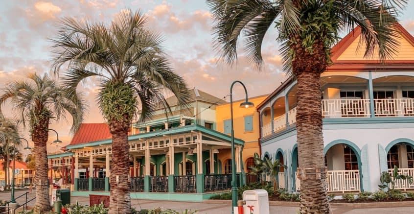 Disneys Caribbean beach Resort