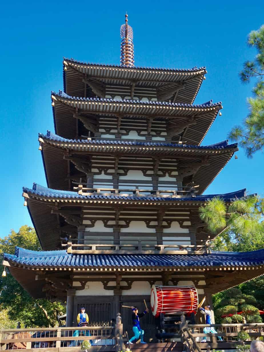 Japan at Disney's Epcot
