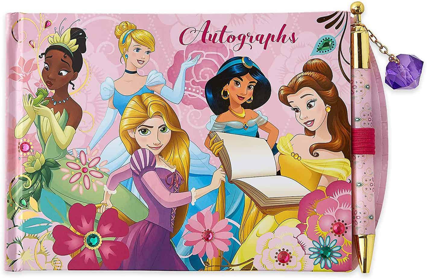 Disney autographs - Disney Park Bag