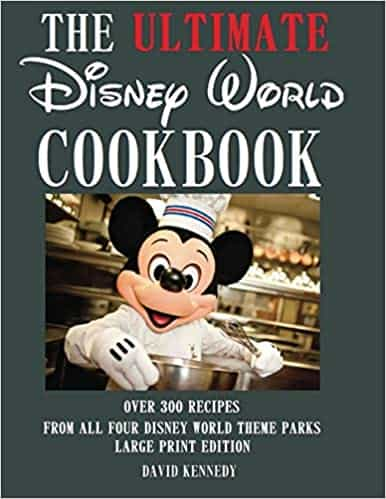 Disney cook book