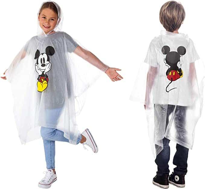 Disney poncho