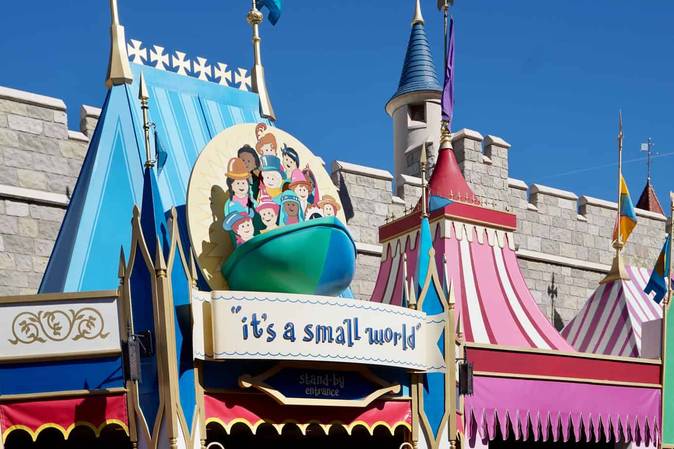 Disney's It's a Small World