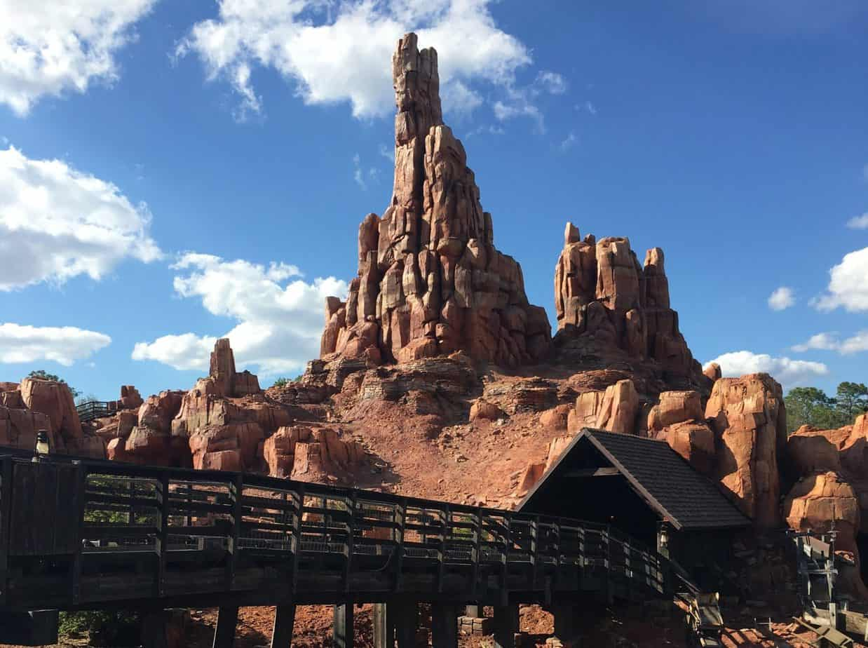 Disney's Big Thunder Mountain