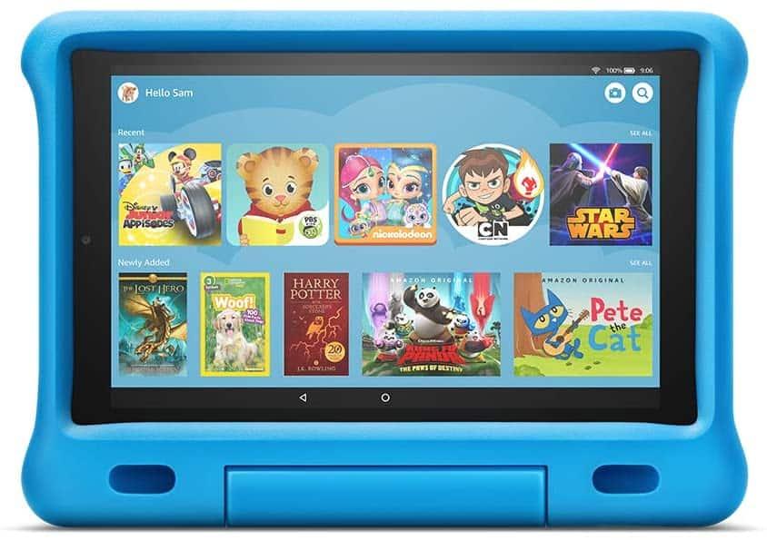 Kids Tablet - Disney Park Bag