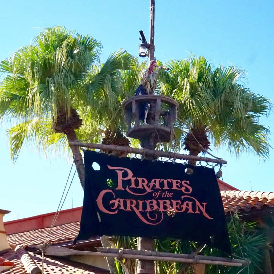 Disney's Pirates of the Caribbean