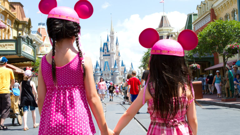 How to Survive Disney with Little Kids