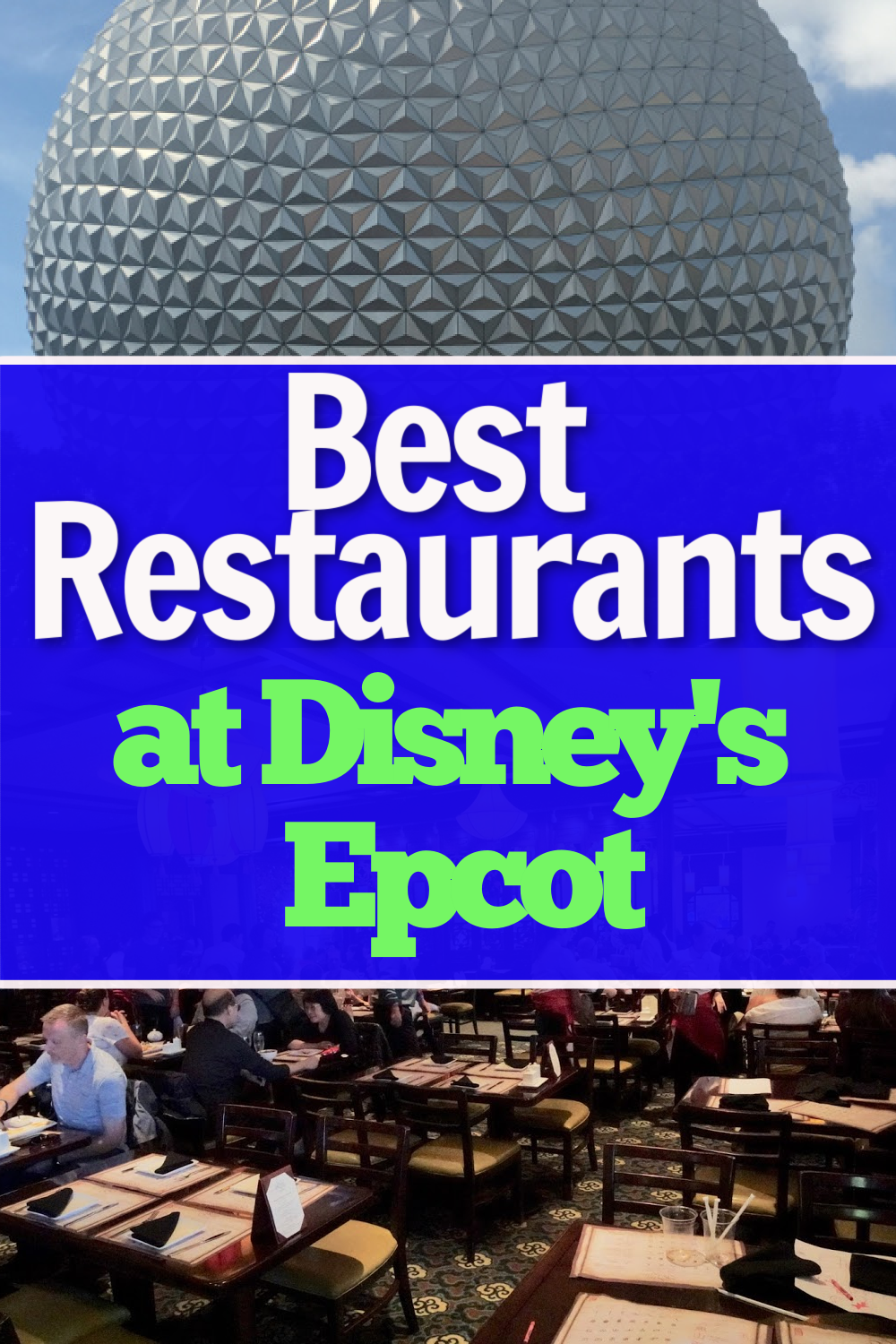 epcot restaurants