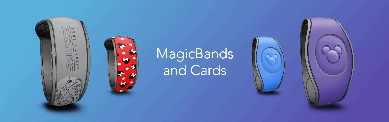 Magic band at Disney world