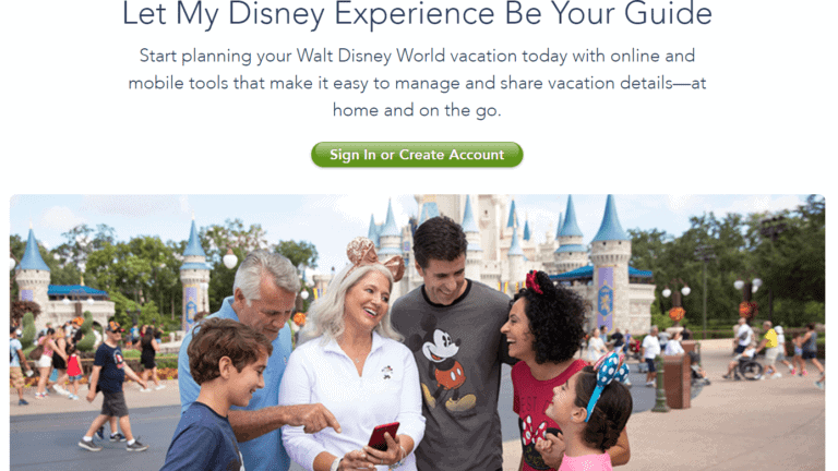 My Disney Experience – What You Need to Know