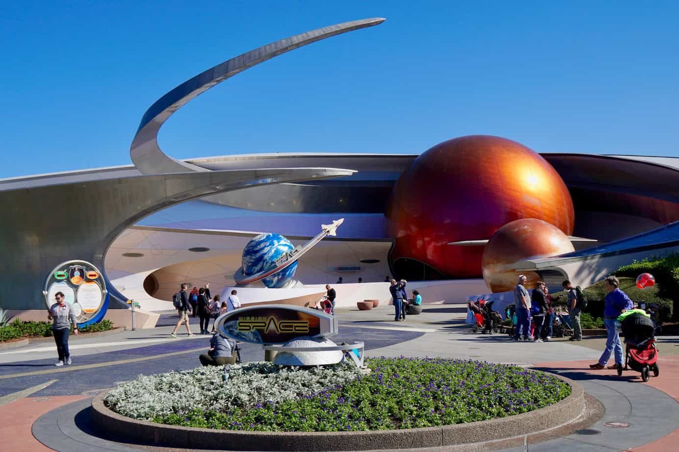 Disney's Mission Space