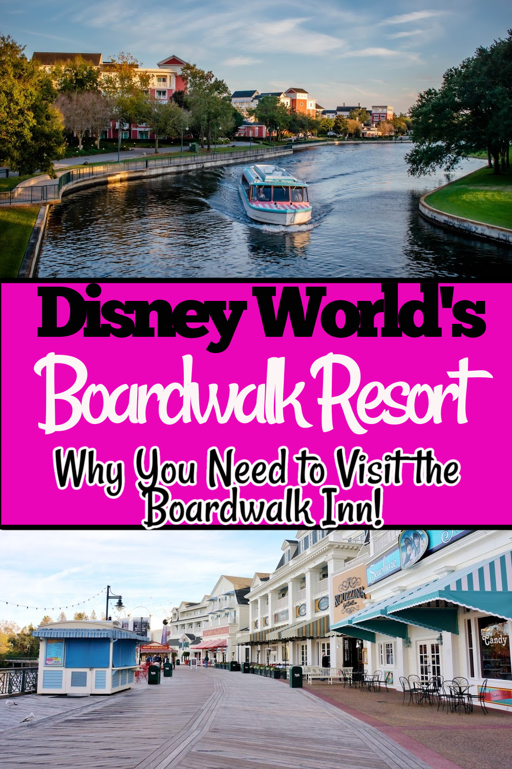 Boardwalk Resort