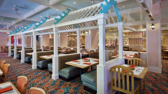 Best Disney World Resort Restaurants