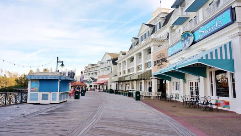 Disney's Boardwalk Inn Resort Review