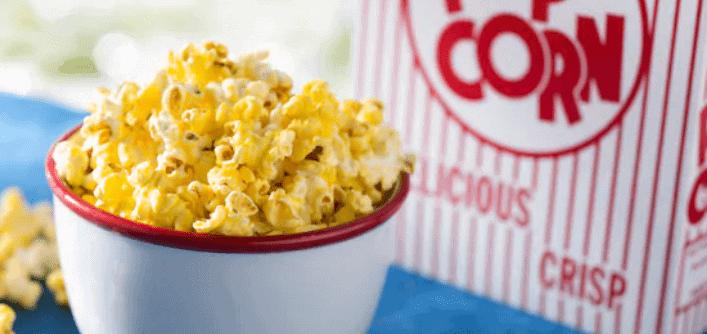 magic kingdom snack - popcorn