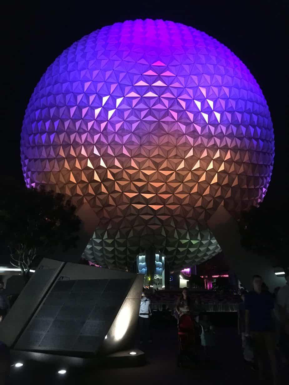 Epcot - Disney World tickets