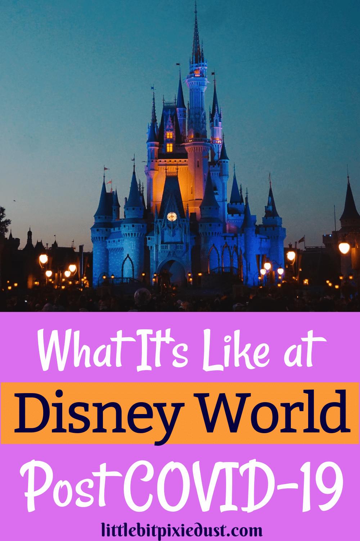 Disney World post COVID-19