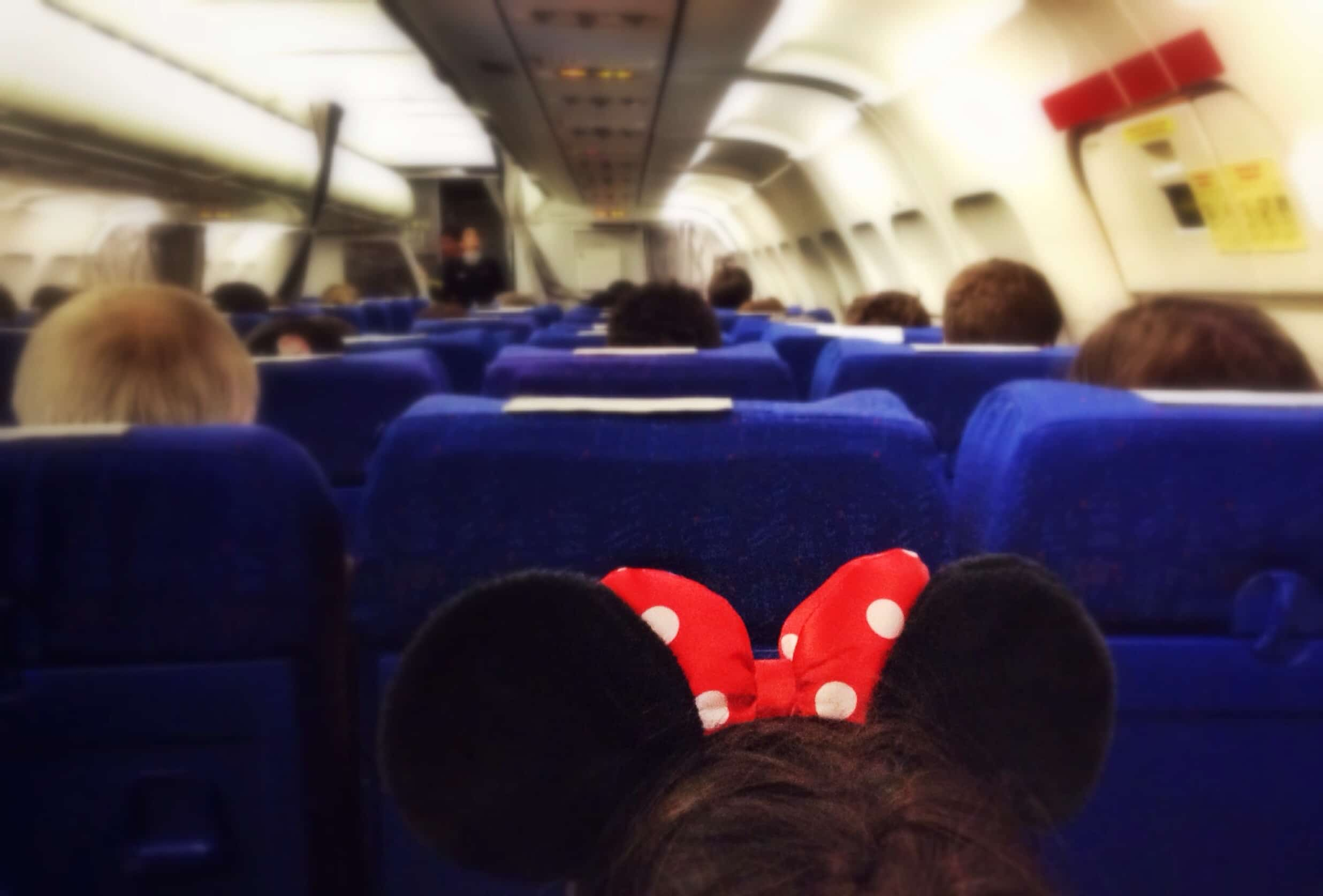 Disney World post COVID - airlines