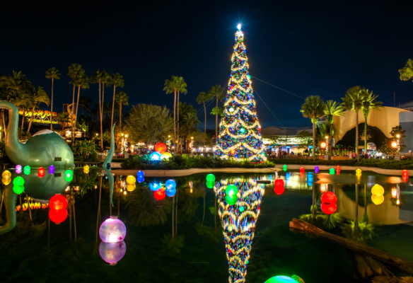 Disney's Hollywood Studios Christmas