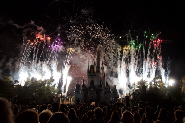disney fireworks for adults