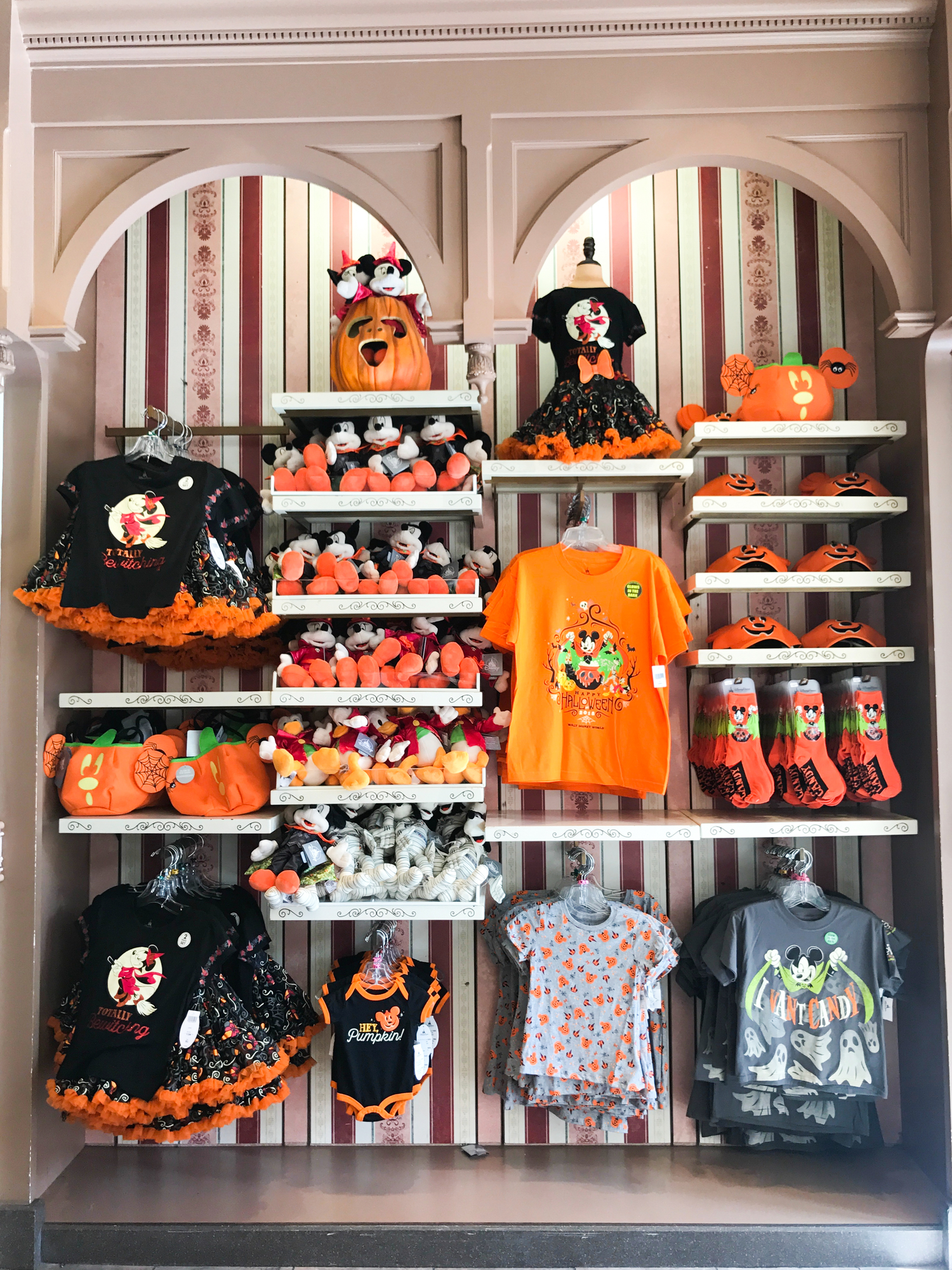 Disney Halloween Merch