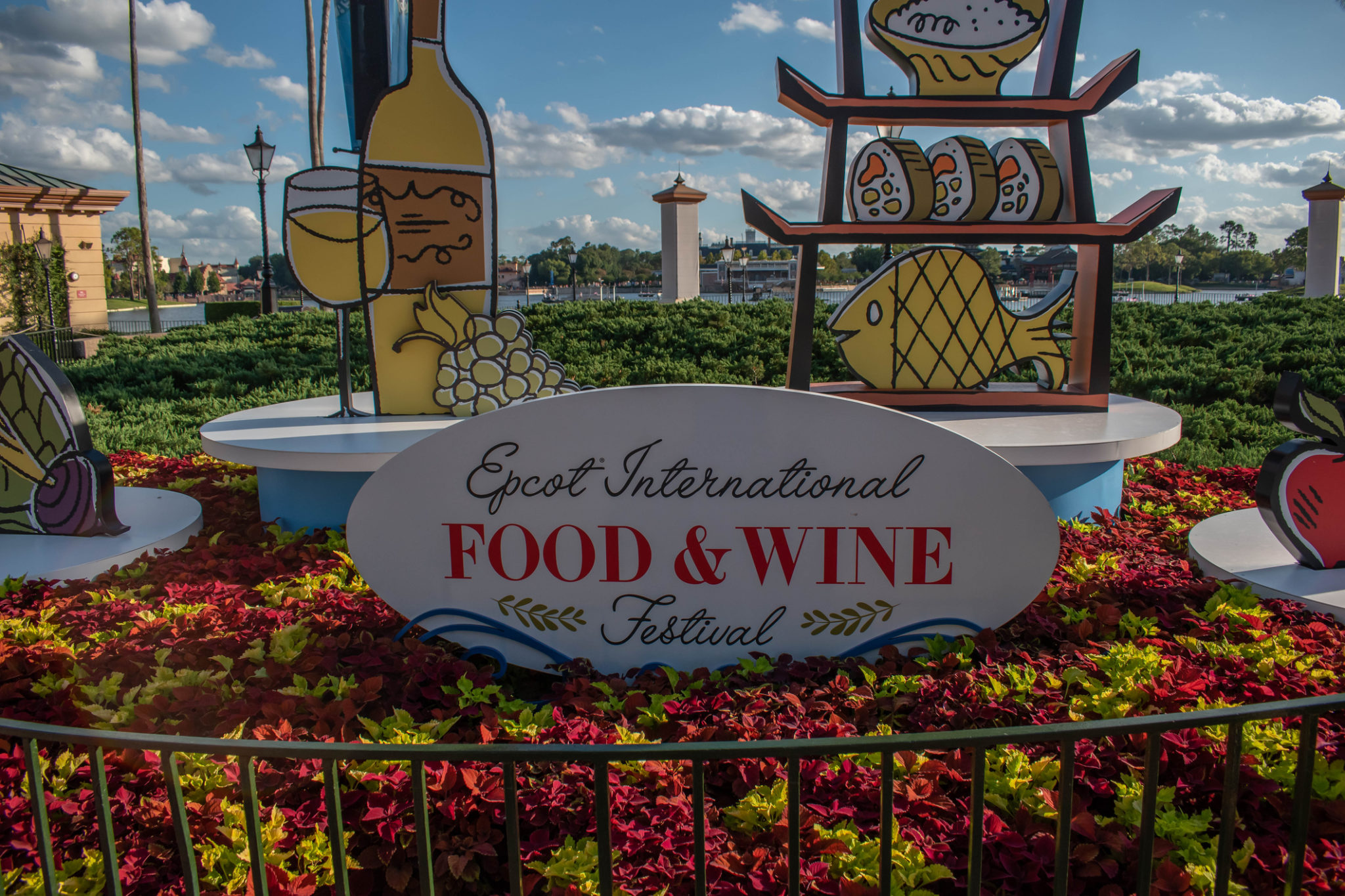Epcot Wine and Food Festival