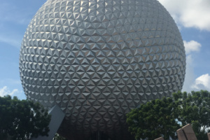 Disney Spaceship Earth for adults