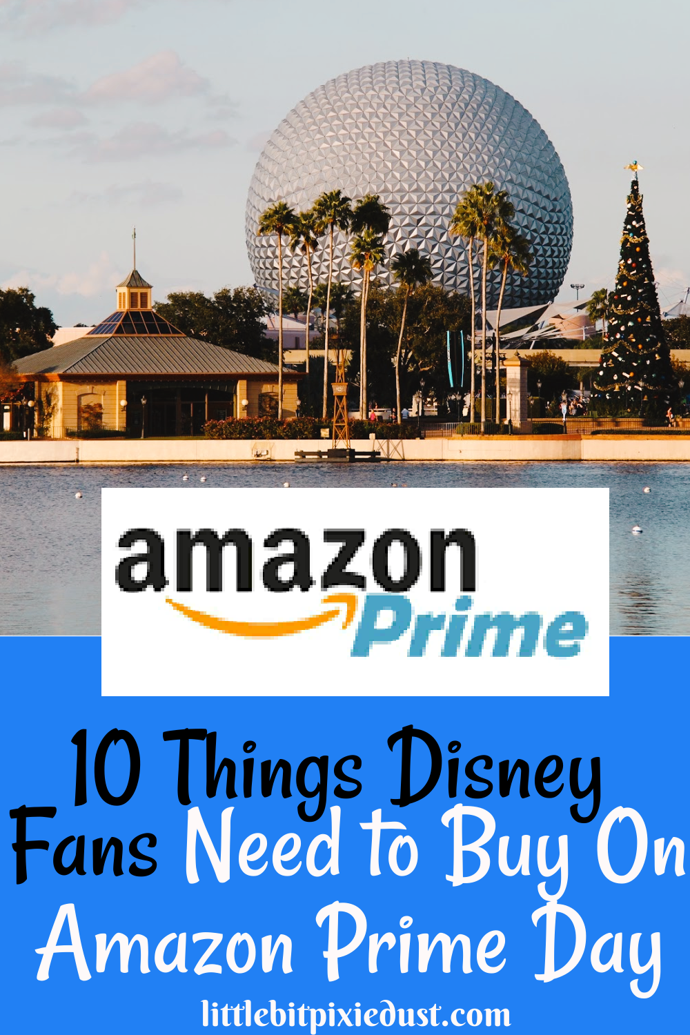 Amazon Prime Day for Disney fans
