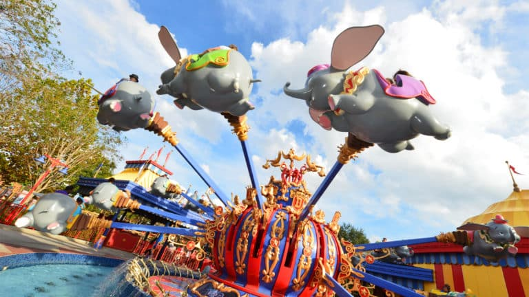 Disney World Dumbo 2020