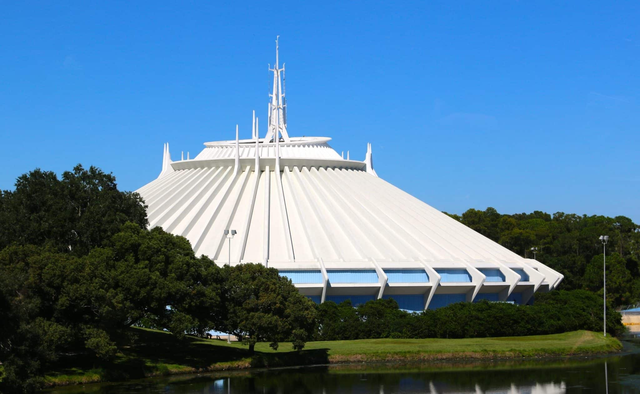 Disney Space Mountain