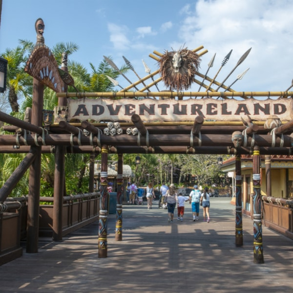 Adventureland - Magic Kingdom