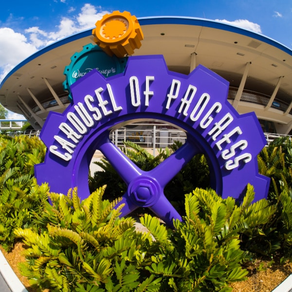 Magic Kingdom attraction - Carousel of Progress