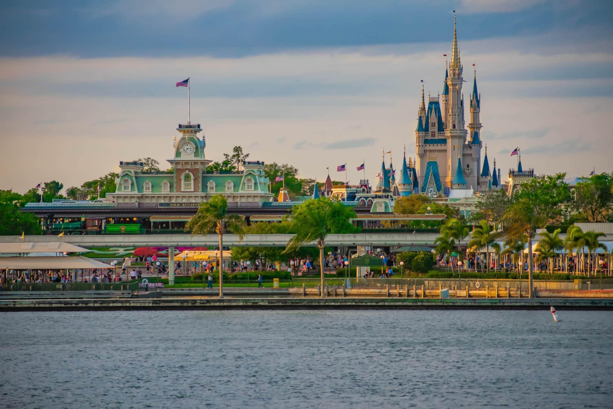 Disney World Park Hopper