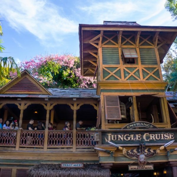Jungle Cruise - Magic Kingdom attraction