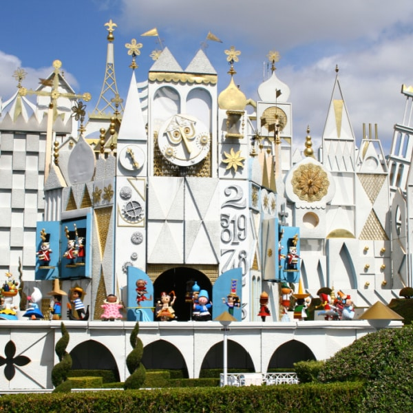 Small World - Magic Kingdom attraction