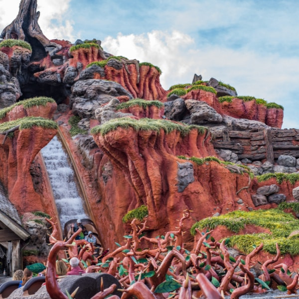 Splash Mountain - Magic Kingdom ride