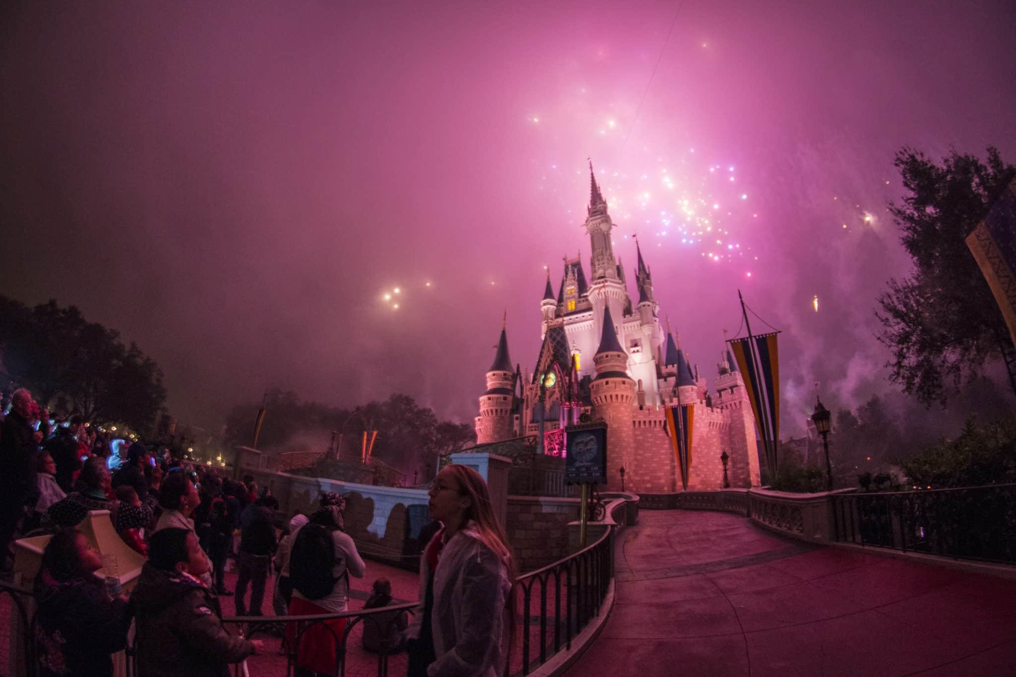 magic kingdom - 50th anniversary