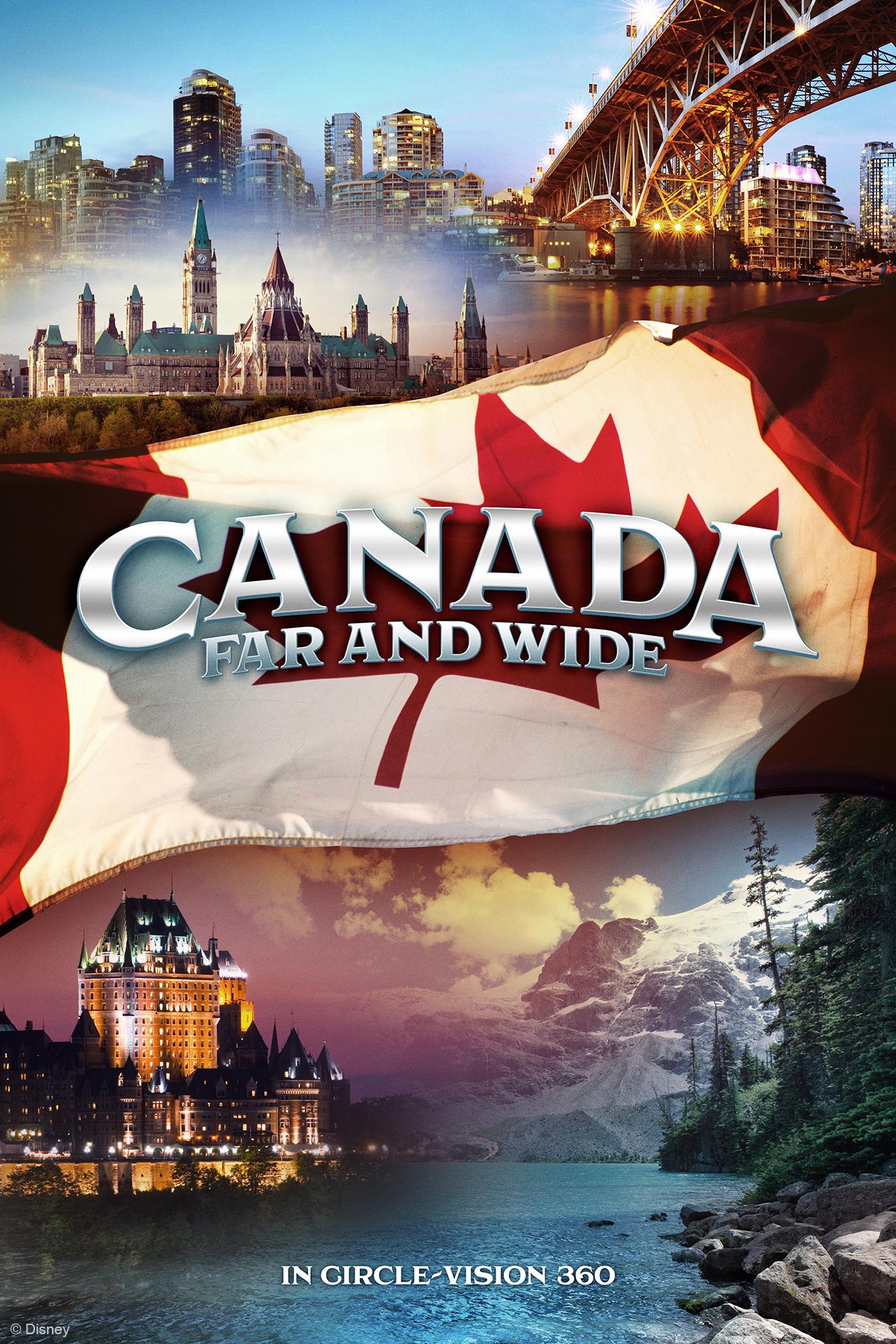 Canada Epcot updates