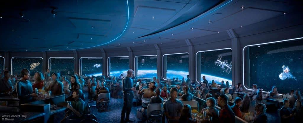 Space 220 - Epcot renovation