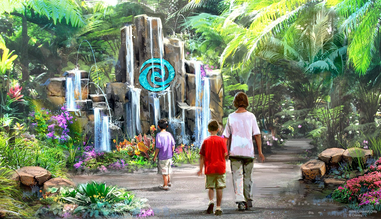 World nature - epcot changes