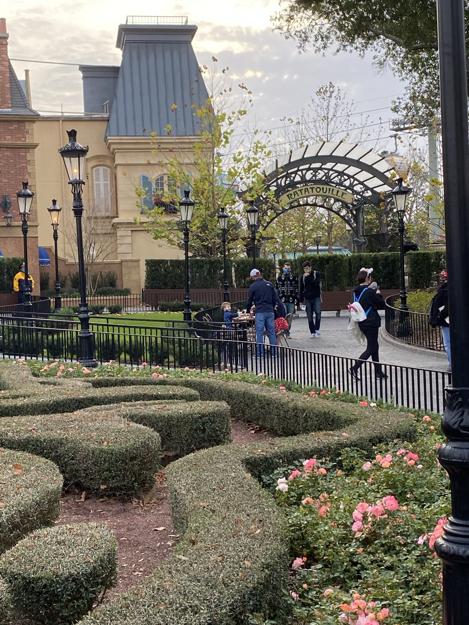disney epcot changes