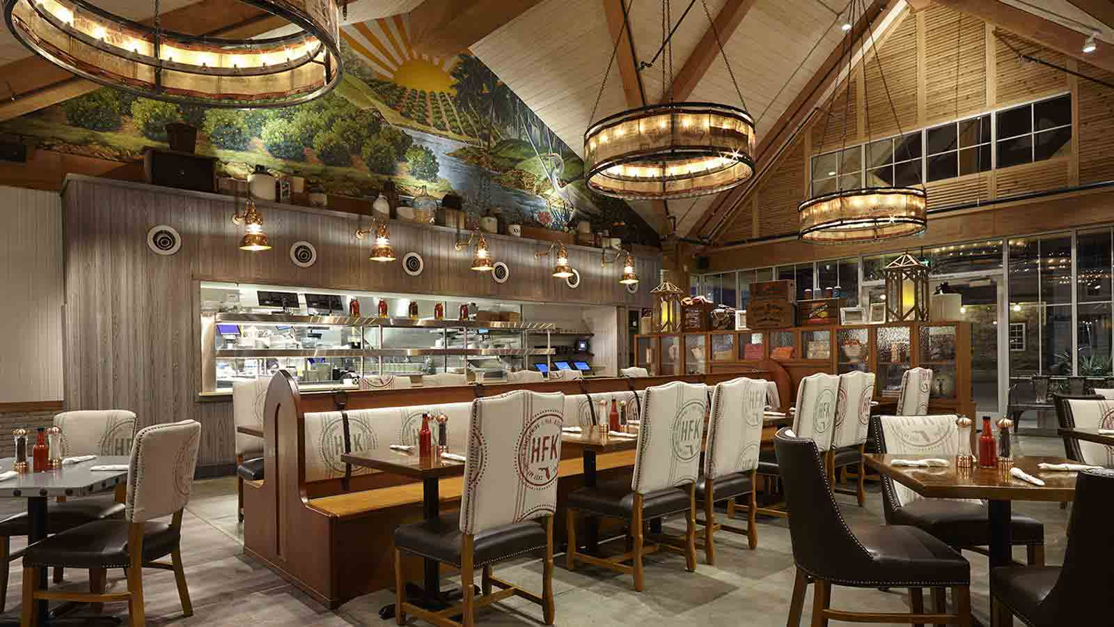 best disney springs restaurants - art smith's homecoming