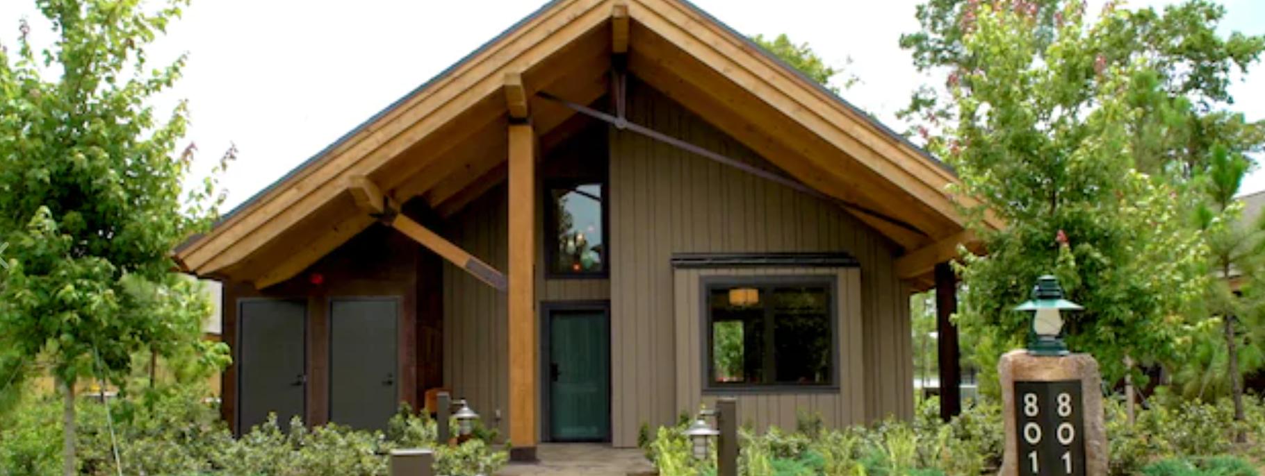 disney wilderness lodge cabin