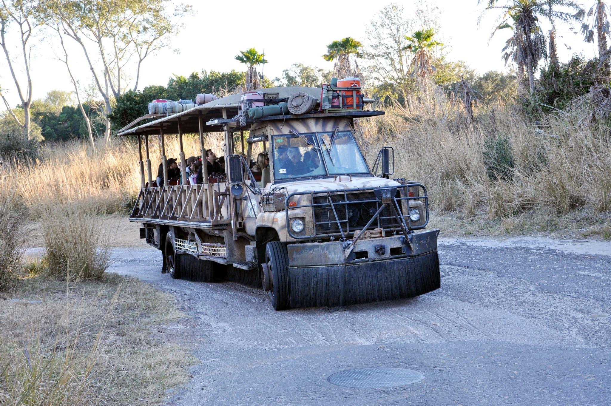 kilimanjaro ride at animal kingdom