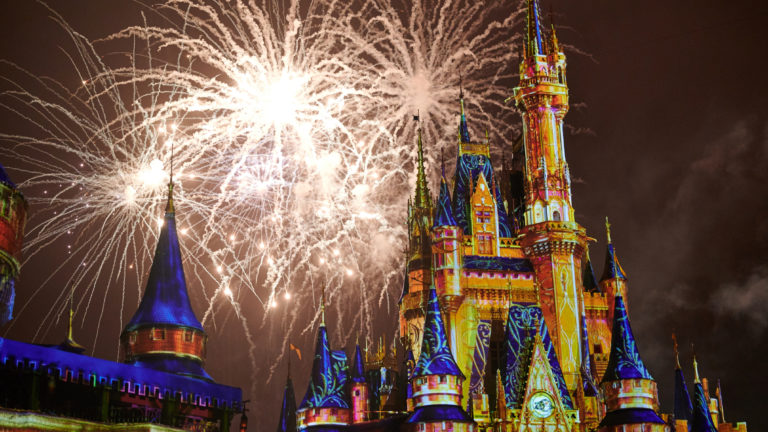 Disney World Fireworks – 2021 Changes and Updates